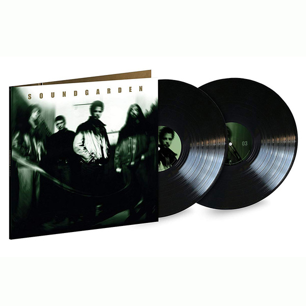 Soundgarden Soundgarden - A-sides (2 LP) soundgarden king animal