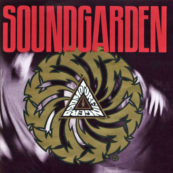 Soundgarden Soundgarden - Badmotorfinger soundgarden king animal
