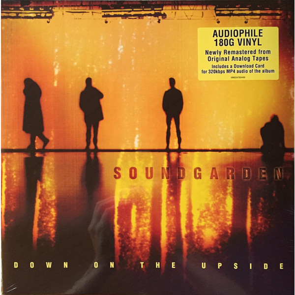 Soundgarden Soundgarden - Down On The Upside (2 LP) upside down cd cdr by rick sampedro level e