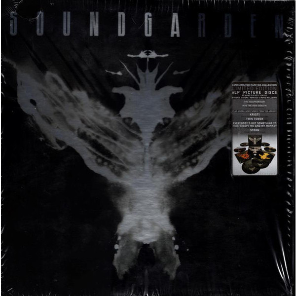 Soundgarden Soundgarden - Echo Of Miles: Scattered Tracks Across The Path (box) (6 LP) the black echo
