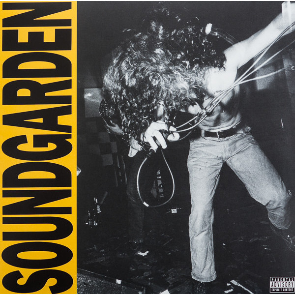 Soundgarden Soundgarden - Louder Than Love darker than love