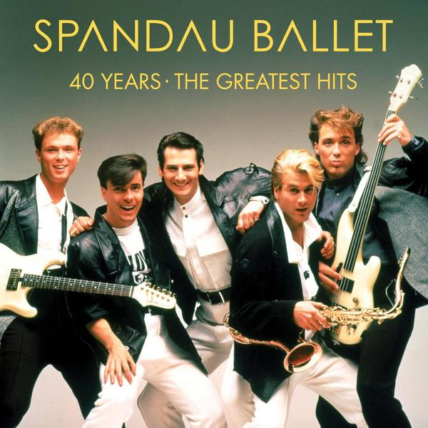 Spandau Ballet - 40 Years The Greatest Hits (limited, Colour, 180 Gr, 2 LP)