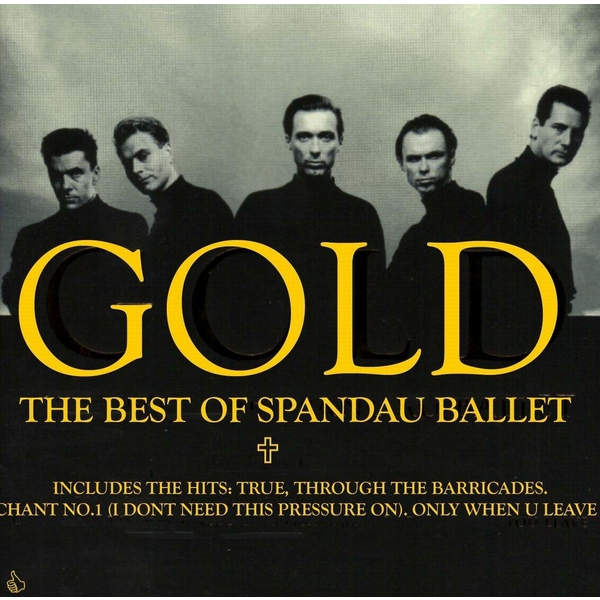 Spandau Ballet Spandau Ballet - Gold - The Best Of (2 LP) casual ballet shoes women 100