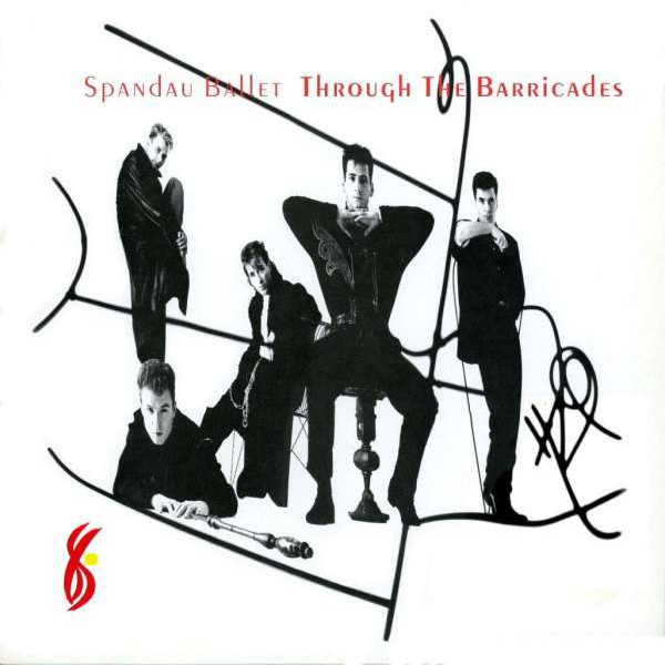 Spandau Ballet Spandau Ballet - Through The Barricades (180 Gr) spandau ballet spandau ballet gold the best of 2 lp