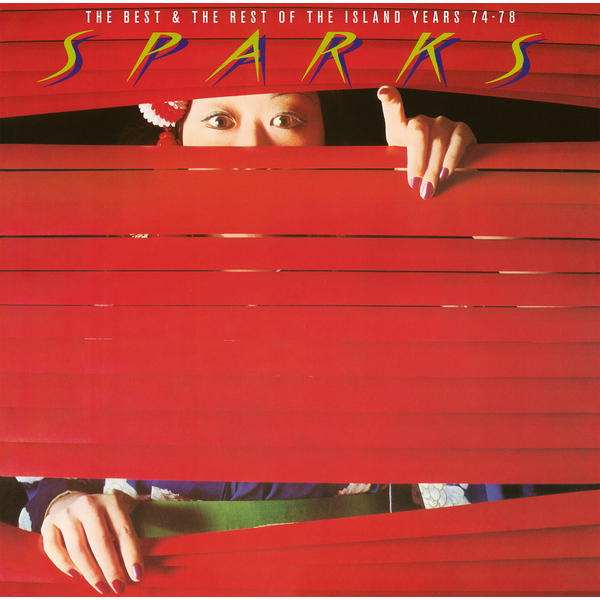 Sparks Sparks - The Best Of, The Rest Of The Island Years 74-78 (2 Lp, Colour) цена и фото