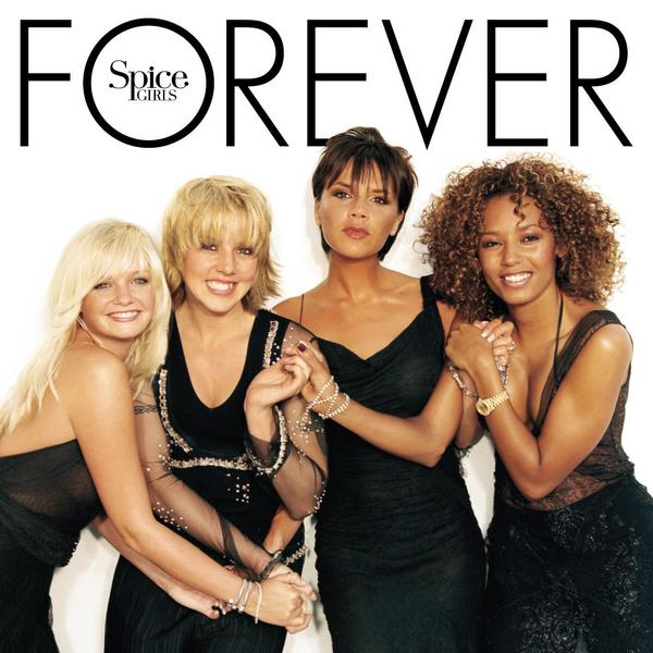 Spice Girls - Forever (reissue)