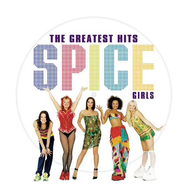 Spice Girls - Greatest Hits (picture)