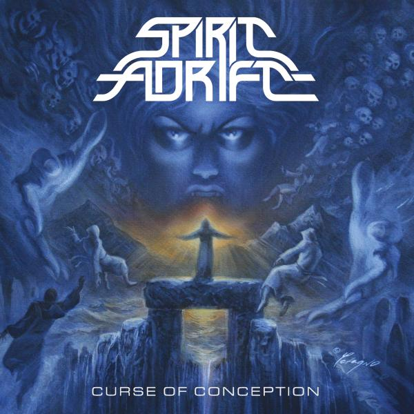 Spirit Adrift - Curse Of Conception (colour)