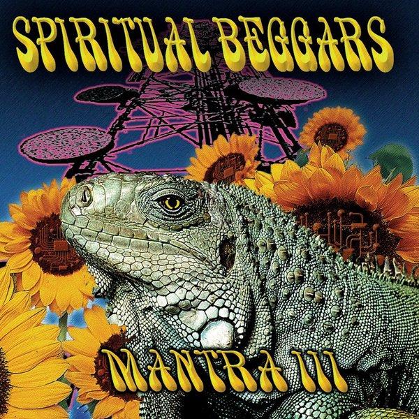Spiritual Beggars Spiritual Beggars - Mantra Iii (lp+cd, Colour)
