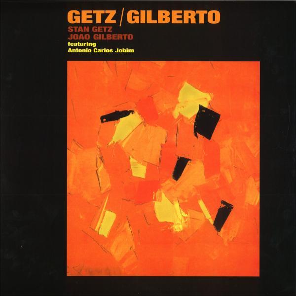 Stan Getz Getz, Joao Gilberto - Getz/gilberto (180 Gr)
