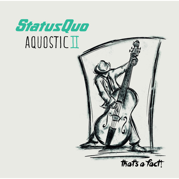 Status Quo Status Quo - Aquostic Ii (2 LP) status quo just doin it live in concert