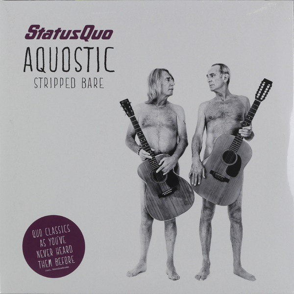 цена на Status Quo Status Quo - Aquostic (stripped Bare) (2 LP)