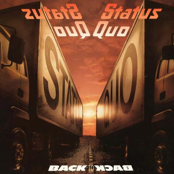 Status Quo Status Quo - Back To Back status quo just doin it live in concert