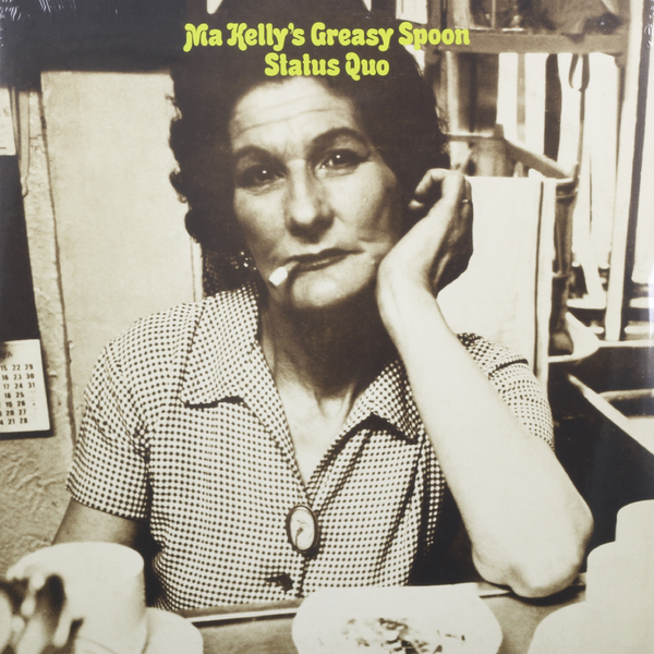 Status Quo Status Quo - Ma Kelly's Greasy Spoon status quo status quo original albums 4 cd