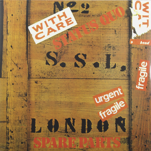 Status Quo Status Quo - Spare Parts status quo status quo original albums 4 cd