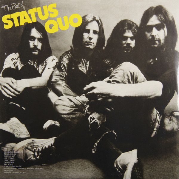 Status Quo Status Quo - The Best Of sport okey дачный спортивный комплекс дск спортокей макси с горкой тр