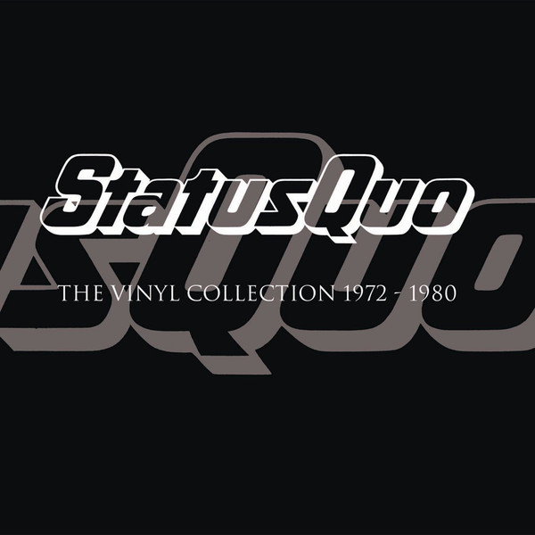 Status Quo Status Quo - The Vinyl Collection (11 Lp Box) status quo just doin it live in concert