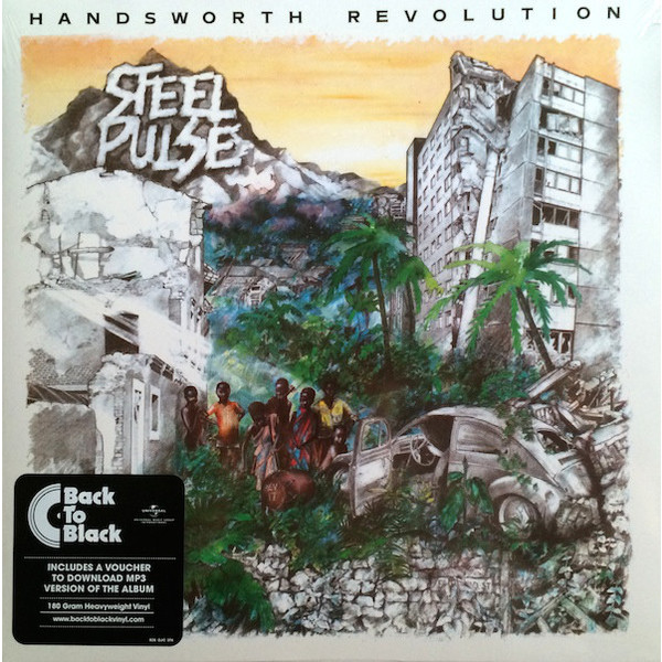 Steel Pulse Steel Pulse - Handsworth Revolution free shipping cms p contec pc based usb connection pulse oximeter monitor free software heart rate pulse oxygen blood spo2