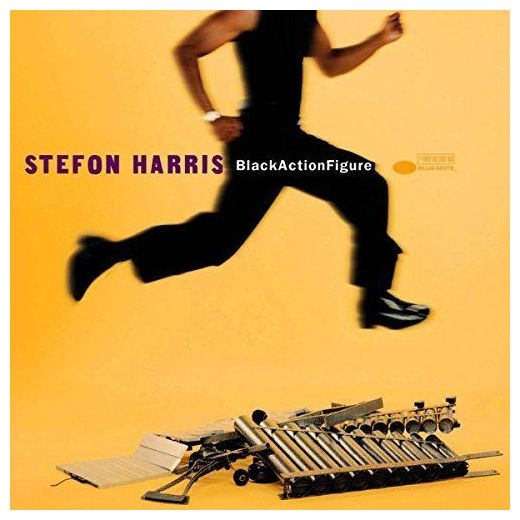 Stefon Harris Stefon Harris - Black Action Figure (2 LP) harris r dictator isbn 9780099522683