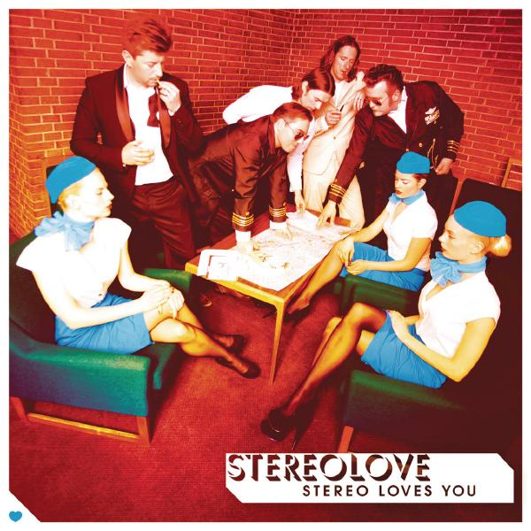 Stereolove - Stereo Loves You (2 LP)