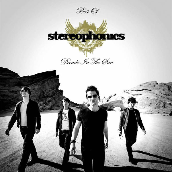 Stereophonics Stereophonics - Decade In The Sun Best Of 2 LP