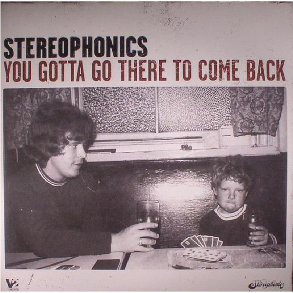 Stereophonics Stereophonics - You Gotta Go There To Come Back (2 LP) nike nike air jordan 1 mid original girl kids basketball shoes children causal skateboarding sneakers