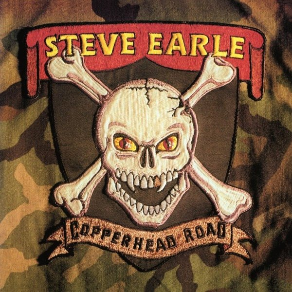 лучшая цена Steve Earle Steve Earle - Copperhead Road (180 Gr)