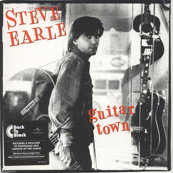 Steve Earle Steve Earle - Guitar Town стив эрль steve earle guitar town lp