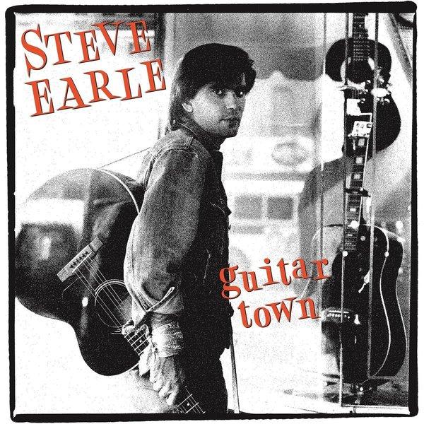Steve Earle Steve Earle - Guitar Town (180 Gr) guano apes guano apes proud like a god 180 gr colour