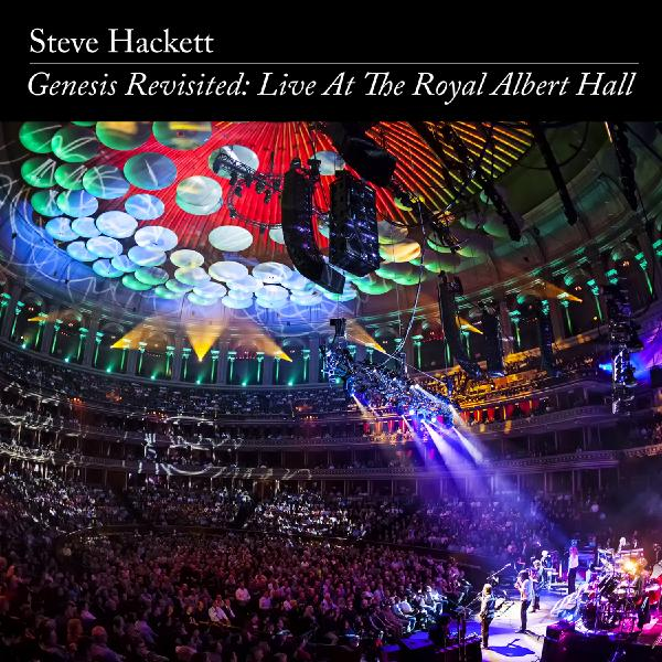 Steve Hackett Steve Hackett - Genesis Revisited: Live At The Royal Albert Hall (3 Lp + 2 Cd, 180 Gr) макс бойс max boyce live at treorchy we all had doctors papers 2 cd