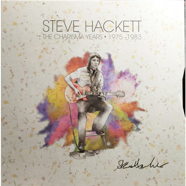 Steve Hackett Steve Hackett - The Charisma Years (box) (11 LP) hackett