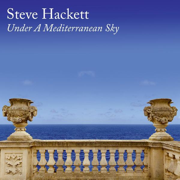 Steve Hackett - Under A Mediterranean Sky (180 Gr, 2 Lp + Cd)