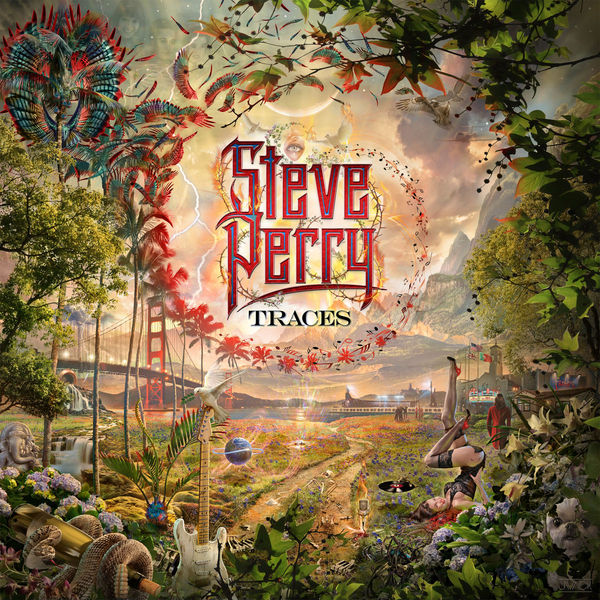 Steve Perry Steve Perry - Traces shadow and evil in fairy tales