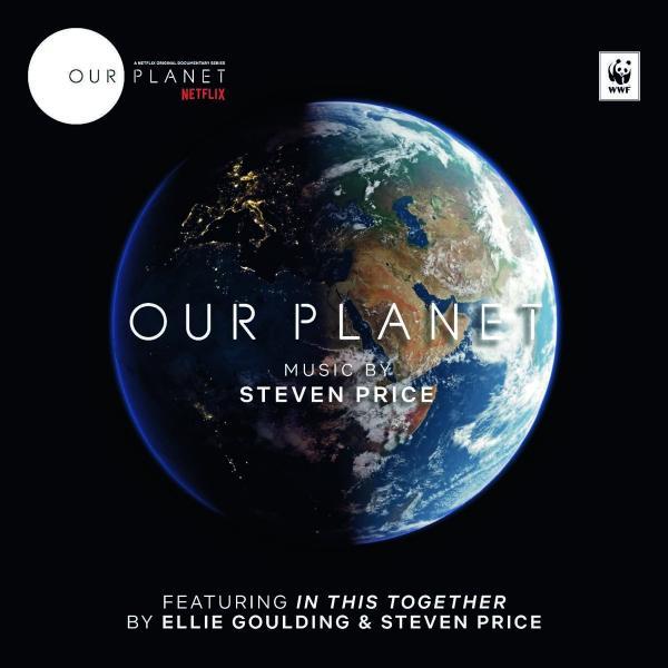 Саундтрек СаундтрекSteven Price - Our Planet (2 LP) rammstein – mutter 2 lp