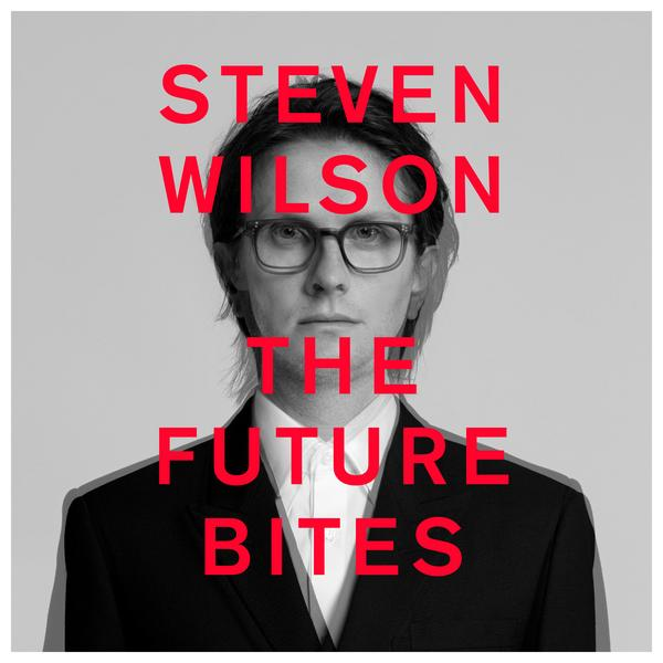 Steven Wilson - The Future Bites (colour White)