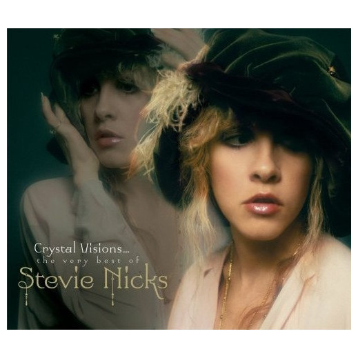 Stevie Nicks Stevie Nicks - Crystal Visions… The Very Best Of Stevie Nicks (2 LP) genuine leather crystal open the toe thick high heels women sandals 2016 new fashion sexy peep toe lady summer sandal shoes