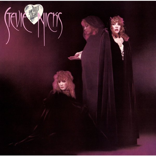 Stevie Nicks Stevie Nicks - The Wild Heart stevie nicks stevie nicks crystal visions… the very best of stevie nicks 2 lp