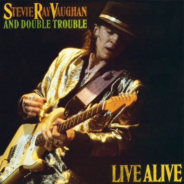 Stevie Ray Vaughan Stevie Ray Vaughan - Live Alive (2 LP)