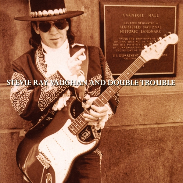 Stevie Ray Vaughan Stevie Ray Vaughan - Live At Carnegie Hall (2 LP) david gilmour live at pompeii blu ray