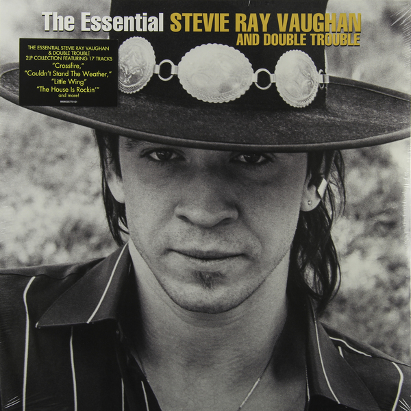 Stevie Ray Vaughan Stevie Ray Vaughan - The Essential (2 LP) stevie wonder live at last blu ray
