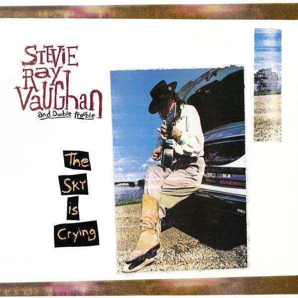Stevie Ray Vaughan Stevie Ray Vaughan - The Sky Is Crying stevie nicks stevie nicks crystal visions… the very best of stevie nicks 2 lp