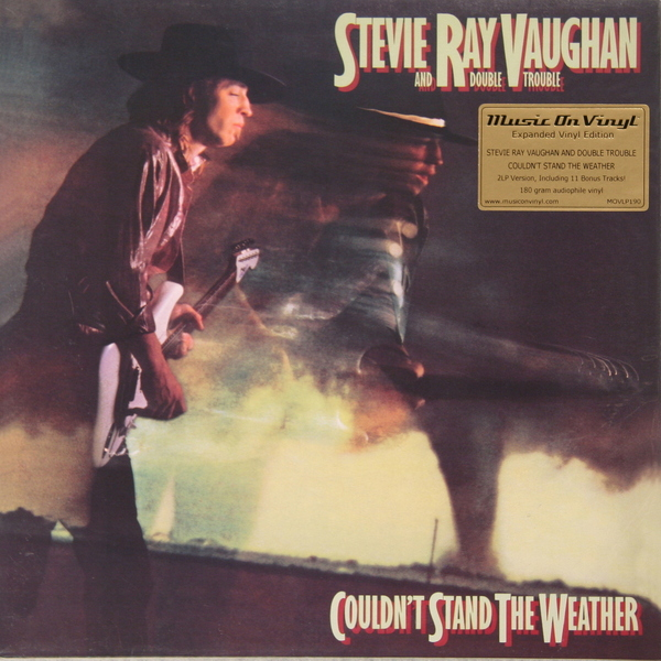 Stevie Ray Vaughan Stevie Ray Vaughan And Double Trouble-couldn't Stand The Weather (2 Lp, 180 Gr) альберт кинг стиви рэй воэн albert king stevie ray vaughan in session deluxe edition cd dvd