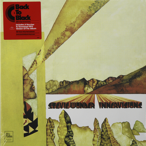 Stevie Wonder Stevie Wonder - Innervisions (180 Gr) stevie wonder stevie wonder someday at christmas