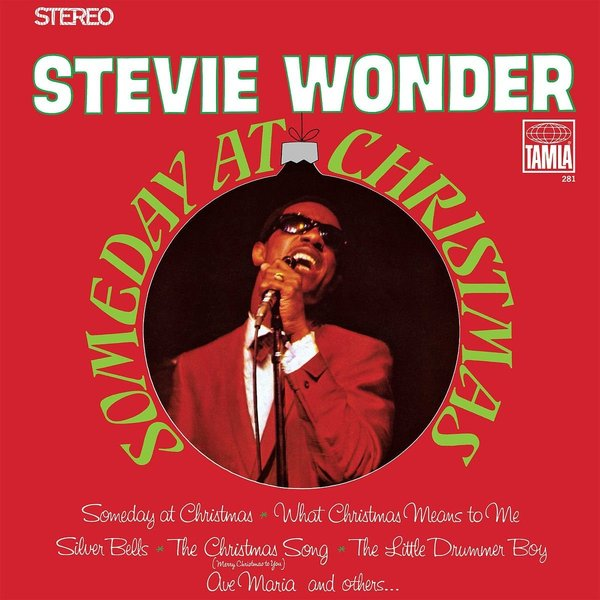 Stevie Wonder Stevie Wonder - Someday At Christmas stevie wonder live at last blu ray