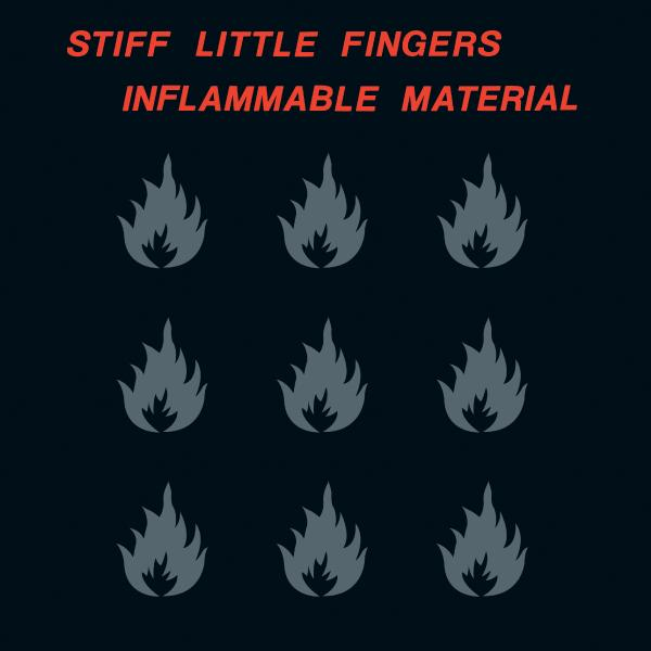 Stiff Little Fingers Stiff Little Fingers - Inflammable Material (180 Gr) фото