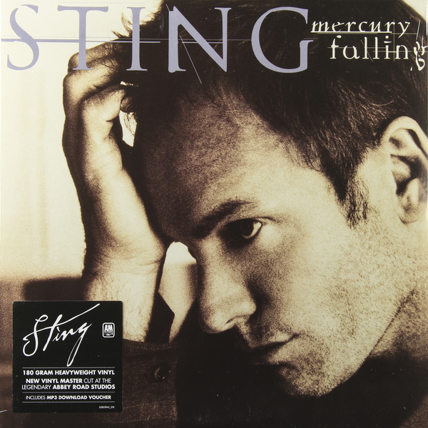 STING STING - Mercury Falling sting sting the complete studio collection 16 lp
