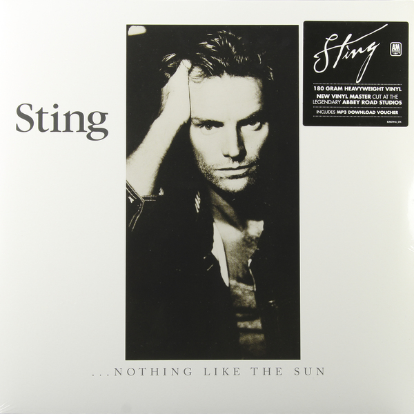 STING STING - …nothing Like The Sun (2 LP) sting sting the complete studio collection 16 lp