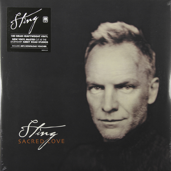 STING STING - Sacred Love sting sting 57th 9th