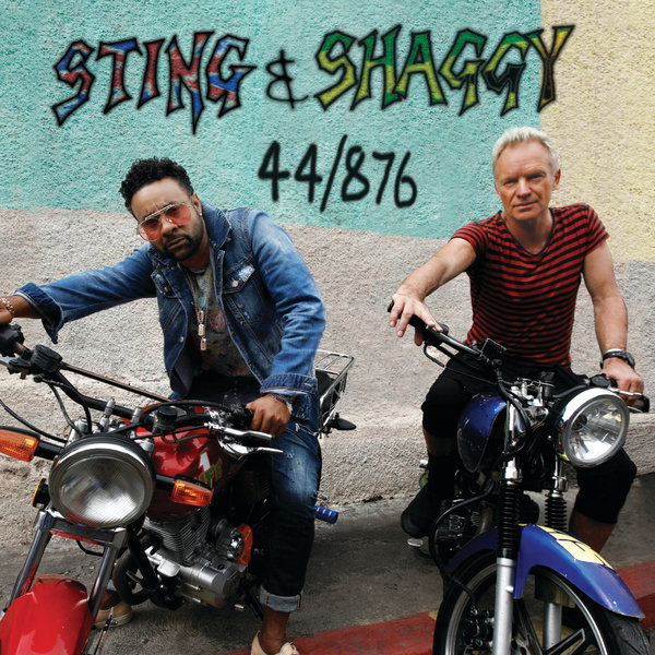 STING STING Shaggy - 44/876 (colour) sting sting 57th 9th