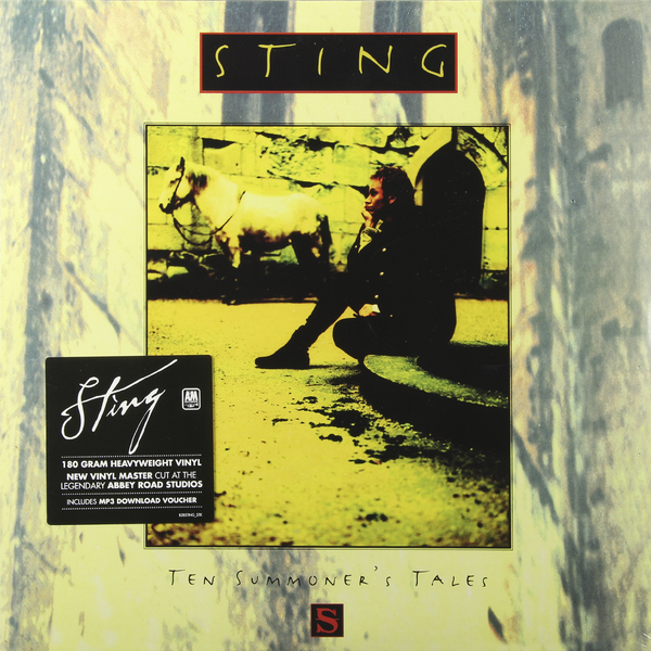 STING STING - Ten Summoner's Tales sting sting the complete studio collection 16 lp